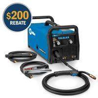 Multimatic 215 Build with Blue Holdiay Savings Promotions