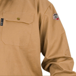 Revco Black Stallion TruGuard™ 200 FR Cotton Work Shirt #FS7-KHK