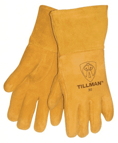 Tillman Deerskin Mig Gloves Part#35