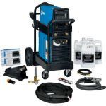 Miller Dynasty 210 DX 120-480 V, Wireless Foot Control Complete Package #951669