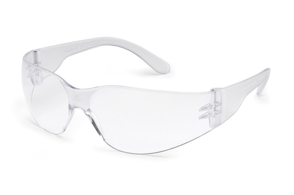 StarLight Safety Glasses - Clear, Anti-fog