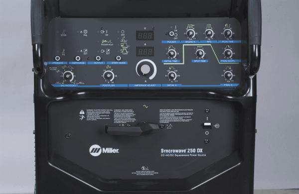 Miller Syncrowave 250dx Welder  951117