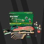 Victor Heavy Duty Journeyman Professional Outfit #0384-2100