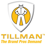Tillman gloves logo