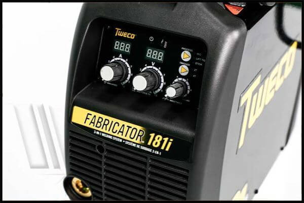 Thermal Arc Fabricator 181i Welder #W1003181 | Thermal Arc ...