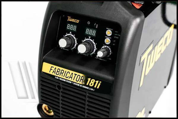 Thermal Arc Fabricator 181i Welder #W1003181 | Thermal Arc ...