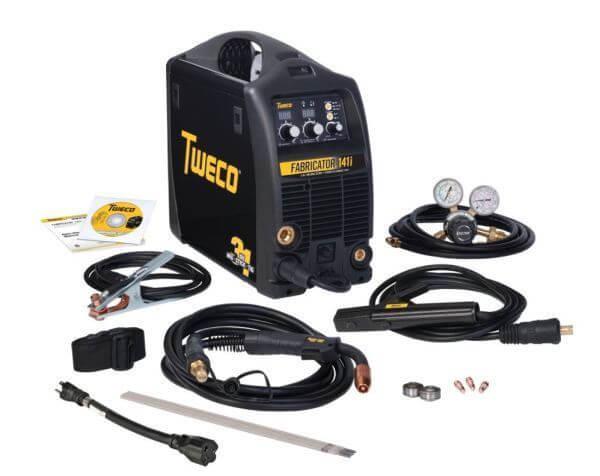 Tweco Fabricator 141i - 110 Volt Mig/Tig/Stick Machine ...