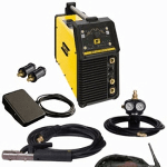 ESAB ET 220i AC/DC HF TIG Package W1009301  For Sale