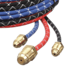 Weldcraft™ W-250, Braided Rubber, 12.5ft. Torch Package #WP2012RM