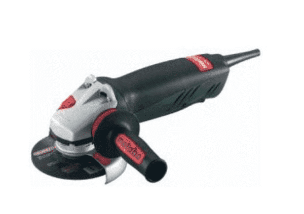 Metabo 800 Watt Angle Grinder Quick Paddle Switch- 4-1/2
