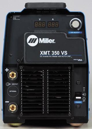 Miller Xmt 350 Vs 907224 Mig Welder Welding Machines