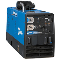 Gas powered welders
