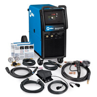 MillerDiversion180TigWeldingPackage