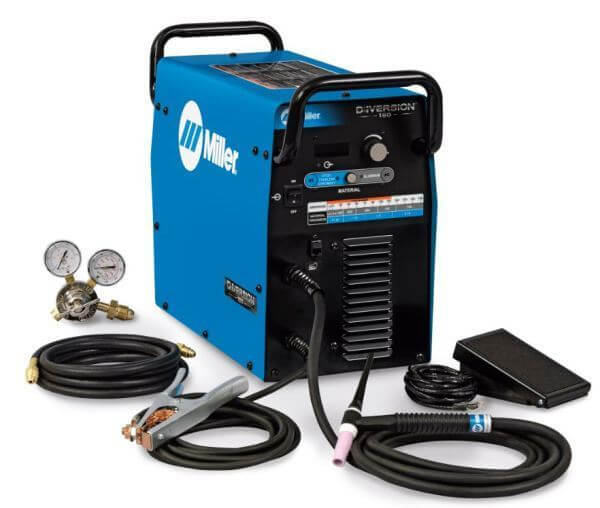 welder machine miller