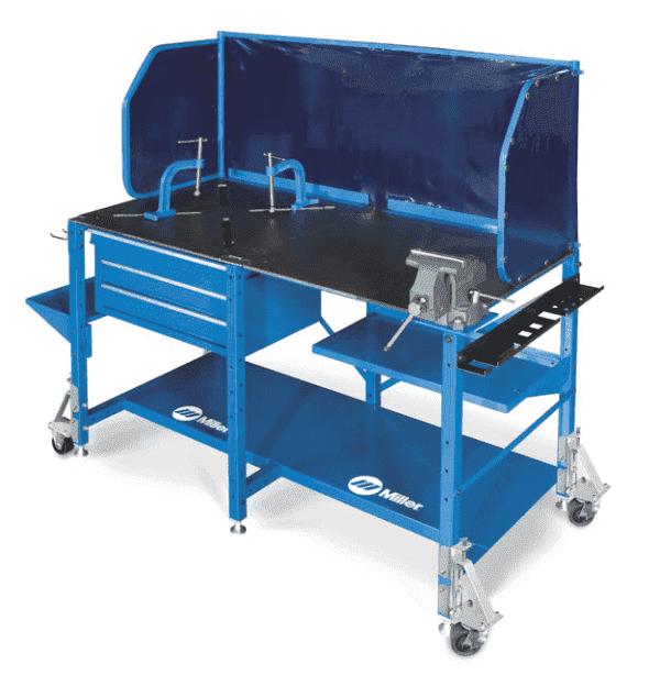 60SX ArcStation Workbench 951413 Portable Welding