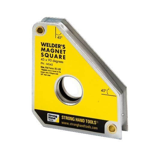 Strong Hand MS45 Standard Magnet Square Welding Magnet