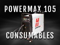 hypertherm powermax 105 consumables