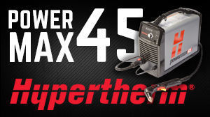 Hypertherm Powermax 45 Torch