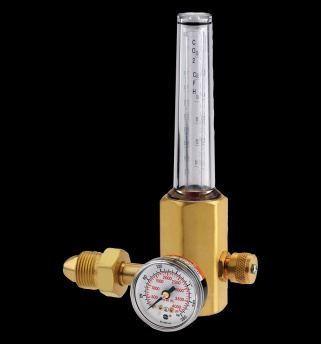 Miller Smith # H2051B-580 Reg Flowmeter 50 Psi