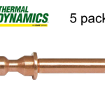 Thermal Dynamics Cutmaster 42 Electrode 5 Pack #9-0096
