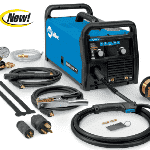 Miller Multimatic #951674 MIG/Stick Welder with TIG Kit