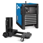 Miller Continuum 500 Pkg 9516721 Advanced Industrial MIG Welding Machine