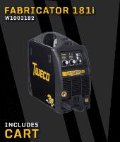 Tweco Fabricator 141i Welder #W1003141 | Tweco Welder ...