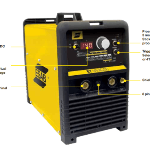 ESAB Arc Welding Machine #W1006313 ArcMaster 141 AC/DC