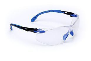 3M Solus Anti-Fog Safety Glasses 1000-Series Part#S1101SGAF