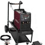 Thermal Arc 186 AC/DC Package w/Foot Control & Utility Cart W1006304