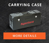 Hypertherm Carrying Case with Foam for Powermax 30 XP #127410