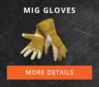 J Tillman Grain/Split Cowhide MIG Glove Part#52