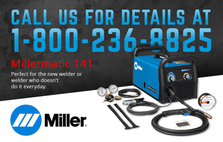 Miller Welding Machine Millermatic 141