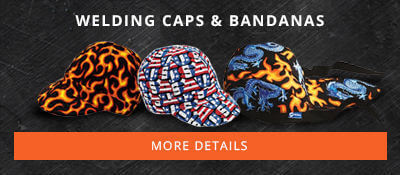 Welding Caps and Bandanas for Sale