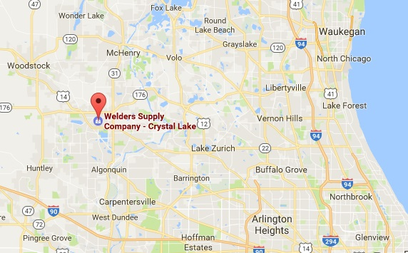 Waukegan Gas Cylinder Tank Supply