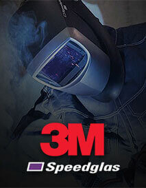 3M Speedglass autodarkening welding helmets and accessories