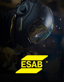 ESAB/Tweco autodarkening welding helmets and accessories