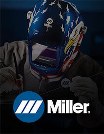 Miller autodarkening and Passive Shade welding helmets and accessories